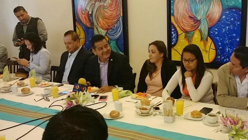 Corona Martínez aseveró que la Comisión de Justicia ha sido la responsable de dictaminar sobre las reformas de mayor trascendencia para el Estado