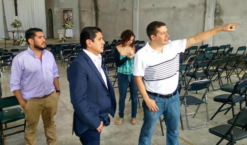Núñez Aguilar reiteró su disposición para que las instalaciones tengan las condiciones adecuadas para los usuarios y adelantó que se mantendrá al pendiente de las necesidades que pudieran surgir