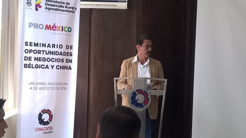 Al escaparate, que se realizará en el mes de noviembre próximo en la capital michoacana, asistirán representantes de 15 países