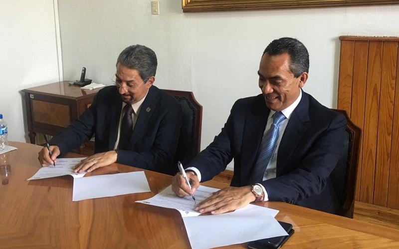 El secretario de Gobierno, Adrián López Solís, manifestó que al instalarse la comisión para el desarrollo de los programas educativos se da un avance en la consolidación de la carrera