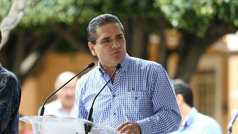 """También dio banderazo de arranque de la primera etapa del Parque Ecoturístico """"La Alameda"""", que tendrá una inversión de más de un millón 400 mil pesos"""
