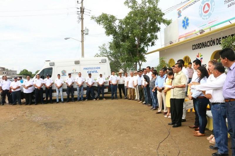 Ibarra Torres agradeció a los regidores por su aprobación en Cabildo para hacer realidad este compromiso que asumió con los huetamenses en campaña