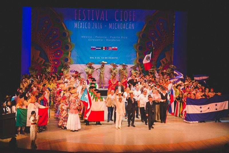 El encuentro contó con una serie de eventos públicos gratuitos en los municipios de Charo, Sahuayo, Tangancícuaro, Numarán y Maravatío, donde este viernes concluyen las exhibiciones