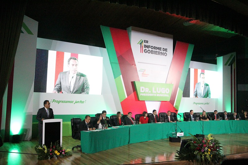 López Solís sostuvo que Zamora demanda servicios públicos eficientes y suficientes para todos sus ciudadanos, demanda políticas y acciones que impulsen el desarrollo económico y el empleo de esta zona