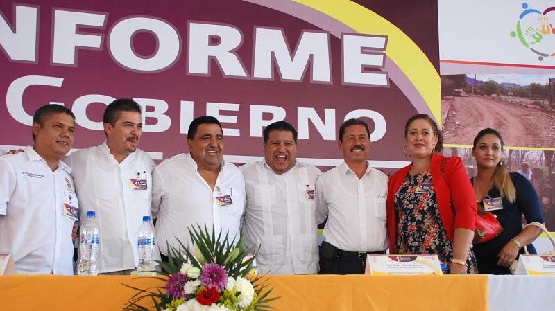 Ortega Santana mencionó que el sector rural de Tiquicheo, se reactivó al recibir poco más de 6 millones de pesos por concepto de pago de daños por contingencias climatológicas a 907 productores