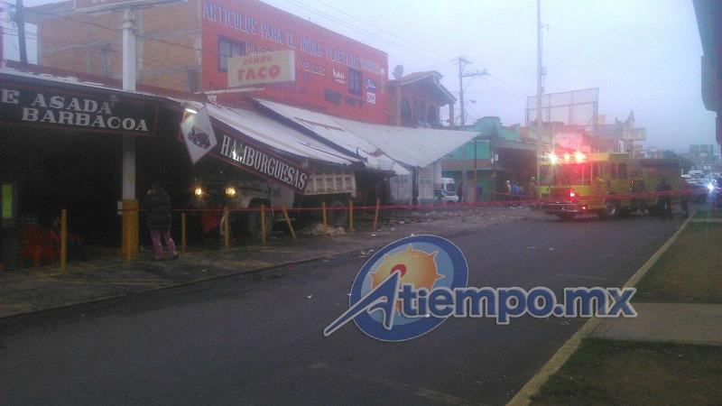 Los hechos se registraron en el Libramiento Norte, frente a El Realito (FOTO: ARCHIVO)