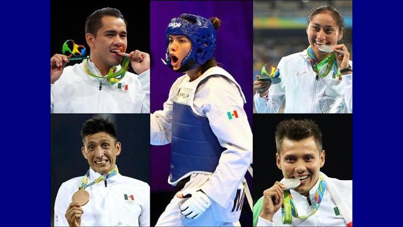 Ismael Hernández obtuvo una histórica medalla de bronce pues se convirtió en el primer medallista olímpico de pentatlón moderno para una delegación mexicana