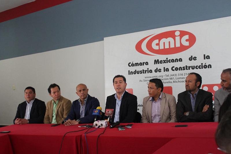Jorge Tovar explicó que el anuncio de la Secretaría de Hacienda al ajustar a la baja su pronóstico del PIB en México, es un escenario poco alentador para la industria de la construcción