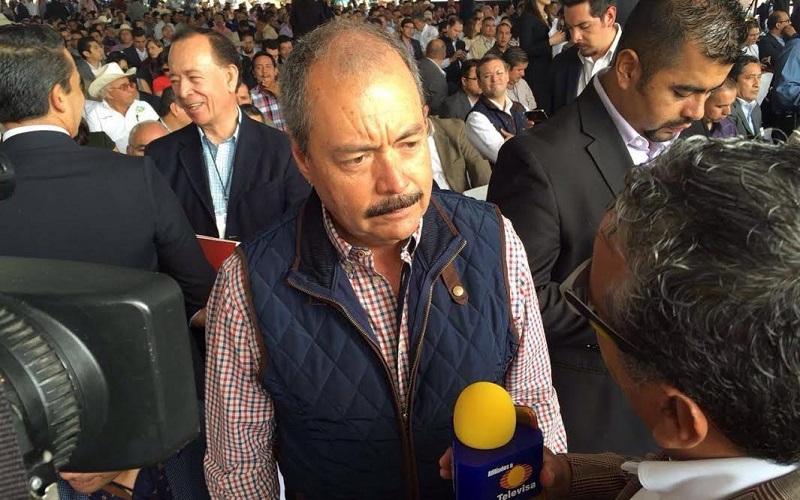 Silva Tejeda dijo que el gobierno federal de Enrique Peña Nieto ha apoyado mucho a Michoacán