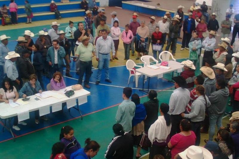 El alcalde Heriberto Ambriz Tovar destaca el Programa de Michoacán, A Toda Máquina y reconoce la entrega oportuna de insumos al campo