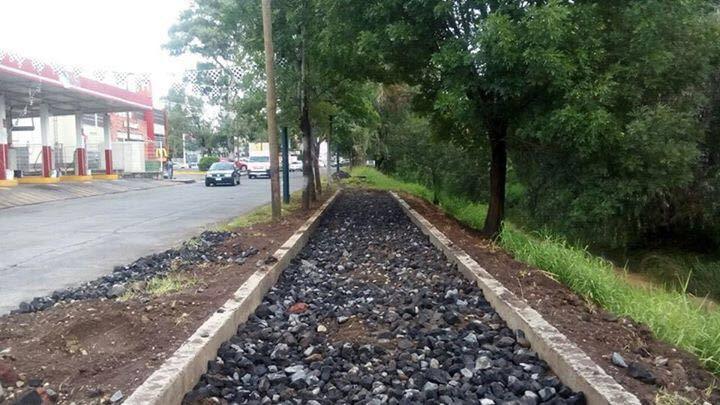 Alrededor de las 13:00 horas, nuevamente se abrirá la vialidad en el tramo de las calles Morelos Sur y Vicente Santa María, correspondiente al sentido de poniente a oriente.