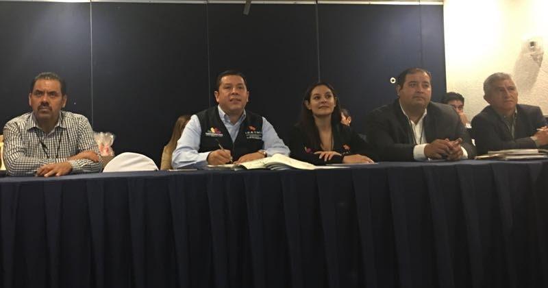 El director general de ICATMI pidió a los directores de plantel trabajar con entusiasmo, responsabilidad, transparencia y planeación