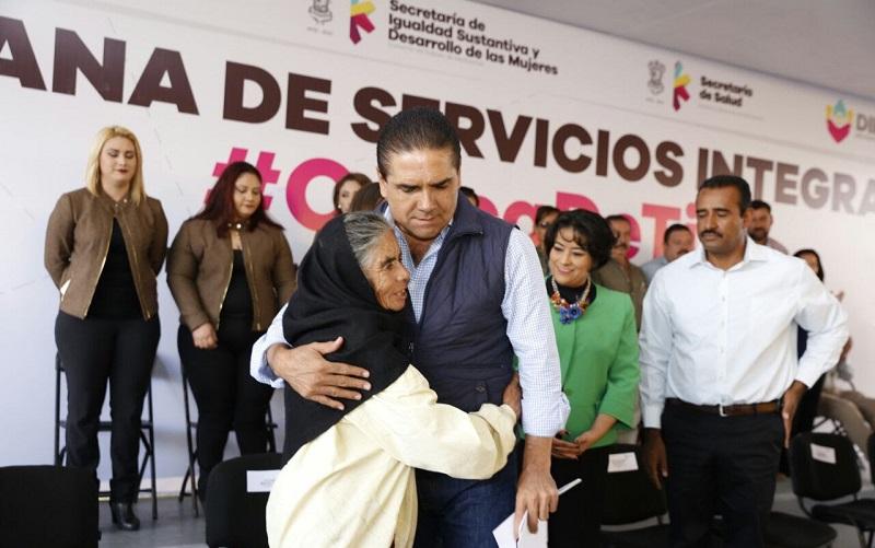 Aureoles Conejo se compromete a poner en marcha el Plan de Inversión de Calzado, con el propósito de generar empleos en beneficio de esta región