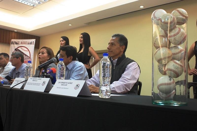 El comité directivo de la Liga Municipal de Béisbol Morelia A.C. está encabezado por Gerardo García Piñón, en su calidad de Presidente; Jesús Gástelum, Secretario; José Noé Reyes, Tesorero y Hugo González, como Vocal
