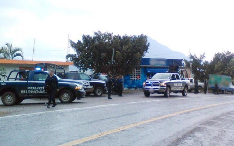 Según fuentes oficiales, tras el dispositivo se obtuvo como resultado la captura de tres sujetos presuntamente implicados en el ataque, quienes tampoco han sido identificados