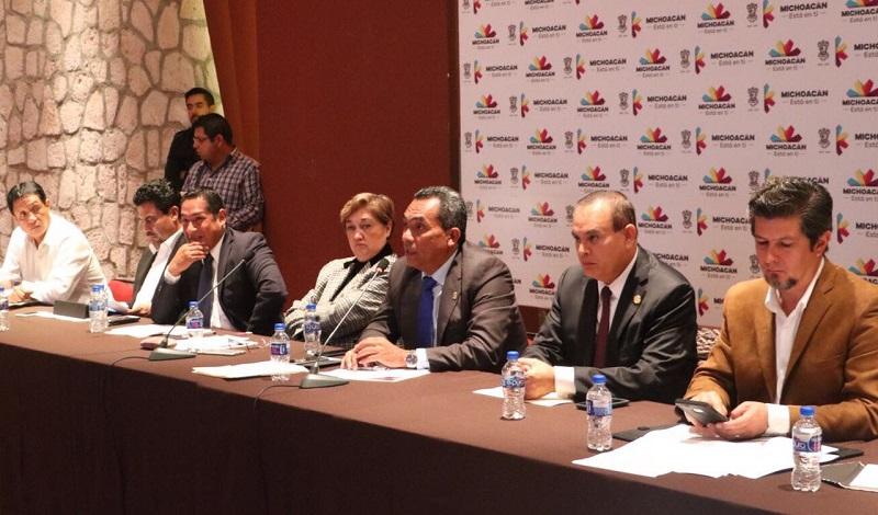 La Secretaría de Gobierno, de manera conjunta con el Ayuntamiento de Morelia, ha desarrollado la agenda de actividades a realizarse con motivo del mes patrio