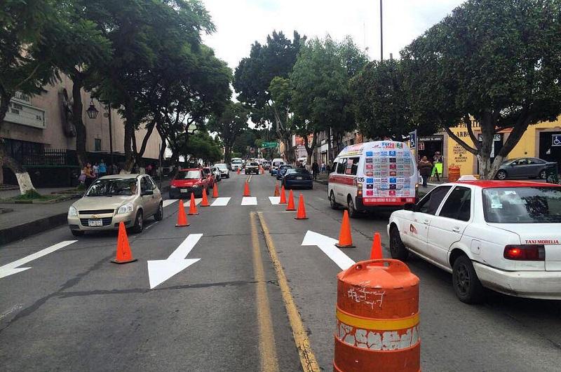 Lo anterior lo señaló el titular de la Secretaría de Servicios Públicos del Ayuntamiento de Morelia, José Luis Gil Vázquez