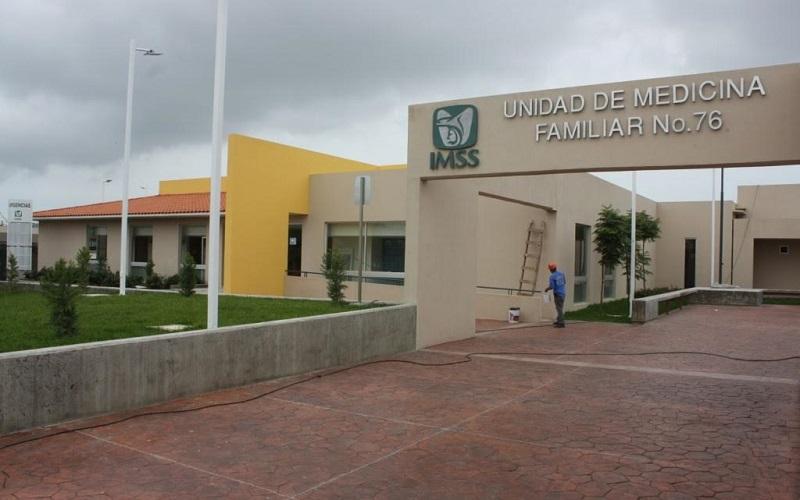 El delegado del IMSS en Michoacán, Román Acosta Rosales, ha puesto principal empeño en la gestión para la construcción, ampliación y remodelación integral  de diversas áreas de la delegación