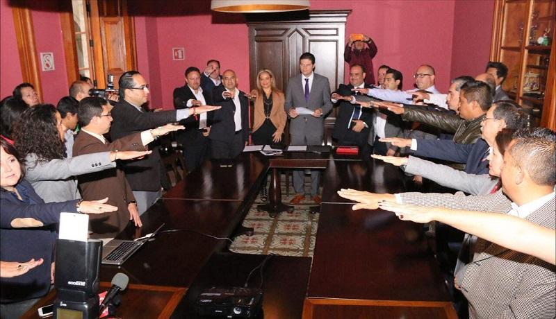 """Con la integración de este Comité conformado por funcionarios municipales, empresarios y la academia, el objetivo es """"sacar un mayor provecho a esta hermosa ciudad"""": Martínez Alcázar"""