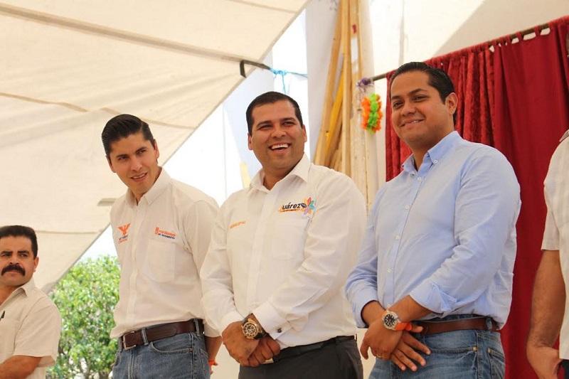Moncada Sánchez destacó labor de Antonio Machuca como gestor para brindar condiciones dignas para su municipio