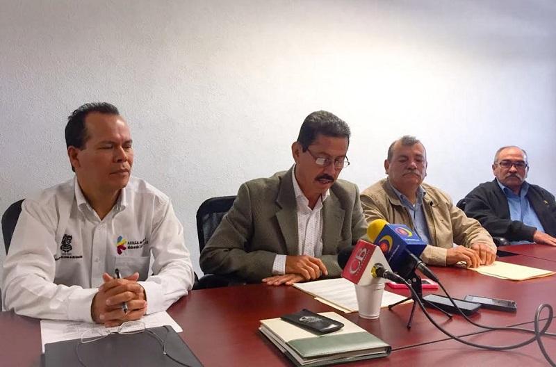Estos apoyos dan certeza a los productores de granos, señala Ismael Torres del Río, presidente del Sistema Producto Maíz