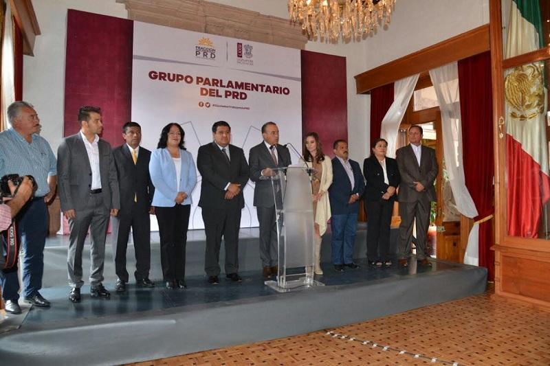 En el encuentro, se definirá la agenda legislativa en común y se hará un pronunciamiento político al respecto