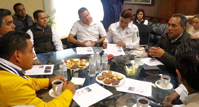 El Gobierno de Michoacán atiende de manera permanente la contingencia climatológica en ese municipio: López Solís