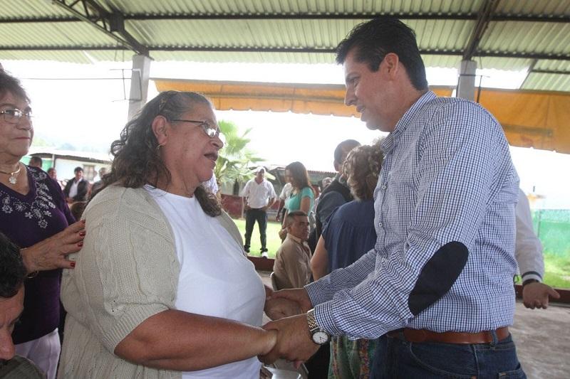 Antonio García llamó a los militantes y simpatizantes del sol azteca a convertirse en voceros del cambio