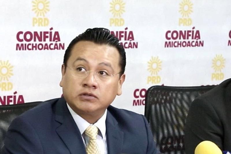 Los desatinos, los escándalos de corrupción, la inoperancia y la falta de capacidad, están ahogando al Gobierno emanado del PRI: Torres Piña