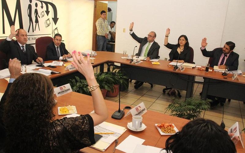El consejero presidente Ramón Hernández Reyes, dio a conocer que el proyecto atiende a las necesidades de la Reforma Electoral y permitirá atender las necesidades que se requieren para la primera etapa del proceso electoral