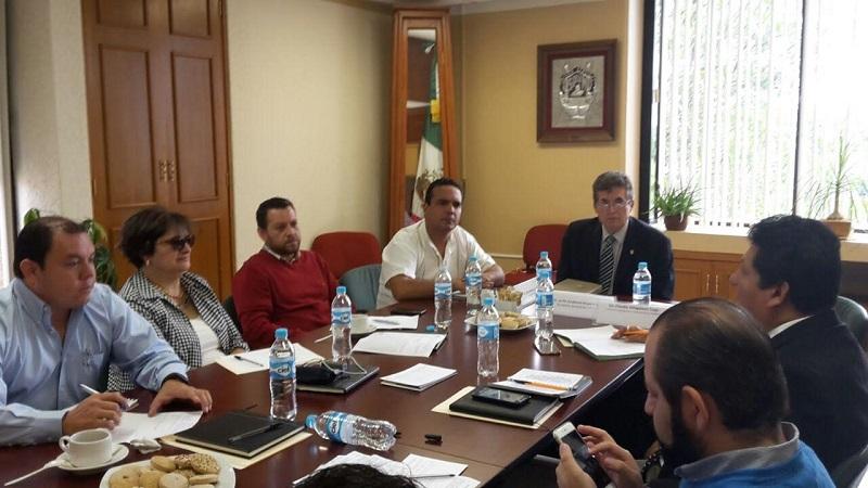 Merino García participó en jornada de capacitación a miembros del SPUM