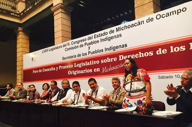 Dicho evento coordinado entre la Secretaría de Pueblos Indígenas, a cargo de su titular Ángel Alonso Molina y el coordinador de la Comisión de Pueblos Indígenas en la LXXIII Legislatura, Ángel Cedillo