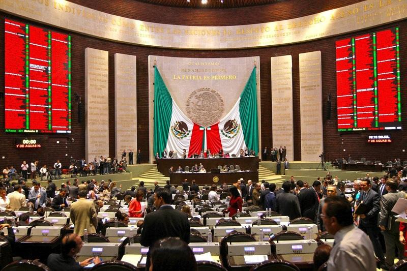 """En votación económica se aprobó el documento, el cual señala que la situación de inseguridad en Michoacán """"está afectando la tranquilidad de la población"""""""
