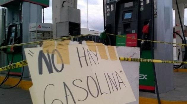 Además, se tienen reportes aún no confirmados de escases en varias estaciones de servicio de la región Sierra-Costa (FOTO: ARCHIVO)