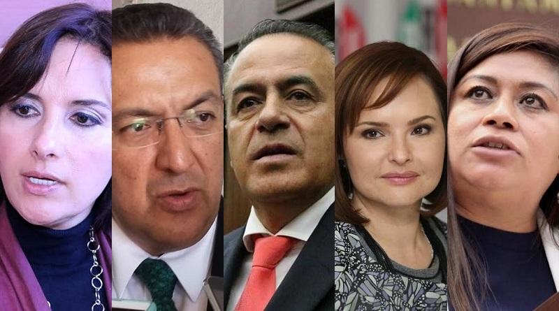 También se restructuró la Junta de Coordinación Política, que será presidida por la coordinadora parlamentaria del PRI, Adriana Hernández