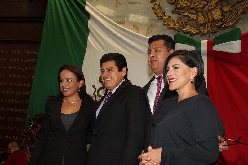 De acuerdo con el saliente presidente de la Mesa Directiva, Raymundo Arreola, el primer año tuvo resultados productivos para la entidad