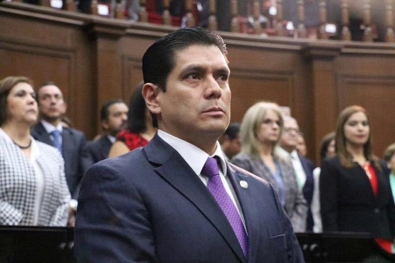 Temas como el medio ambiente y la regulación de marchas y plantones permanecerán vigentes en la agenda legislativa por tratarse de una necesidad apremiante para todos: Núñez Aguilar