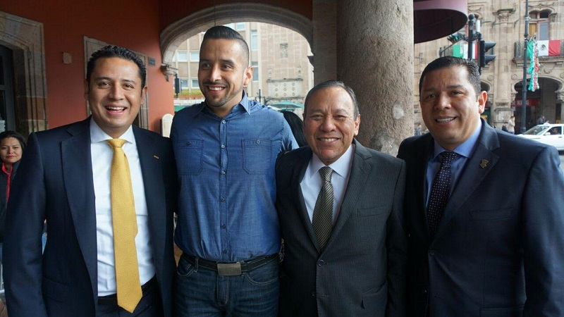 El actual Gobierno de Michoacán, recuperó el Estado de Derecho en Michoacán, y con valentía ha buscado revertir la descomposición social y económica que en la administración gubernamental anterior se generó, expresaron líderes de la expresión perredista