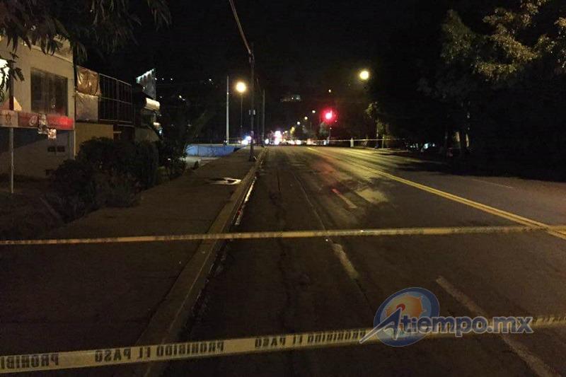 De acuerdo con las autoridades estatales, tras los hechos lograron recuperar dos vehículos y un arma de fuego, pero no hay detenidos (FOTOS: FRANCISCO ALBERTO SOTOMAYOR)