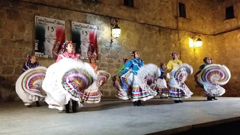 El fin de semana continuará la programación con la presentación de agrupaciones de Hidalgo, la Ciudad de México, Colima y Guerrero