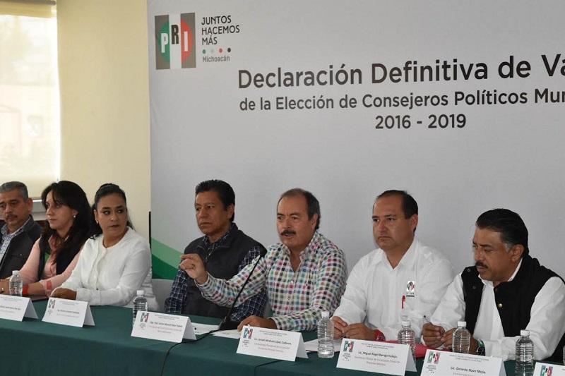 A partir de la próxima semana se tendrá trabajo de reestructuración en más de 80 municipios