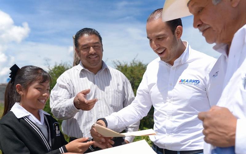 Una cuarta parte de la población depende del campo, por eso debemos hacerlo más productivo: Cortés Mendoza