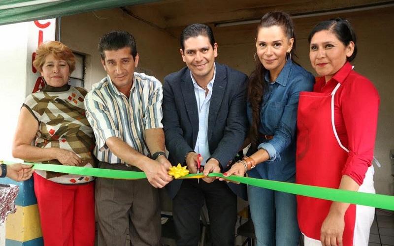 Núñez Aguilar recordó que durante algunas gestiones realizadas con el gobierno estatal y local se han logrado desarrollar proyectos con diferente giro comercial