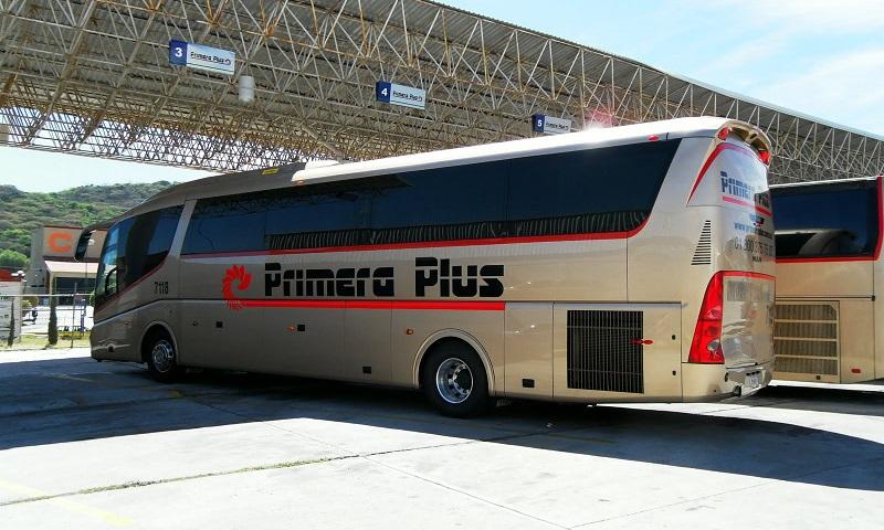 Primera Plus informó que su servicio se suspende tanto para corridas de otros estados a Michoacán, como los viajes de dicha entidad hacia otros destinos