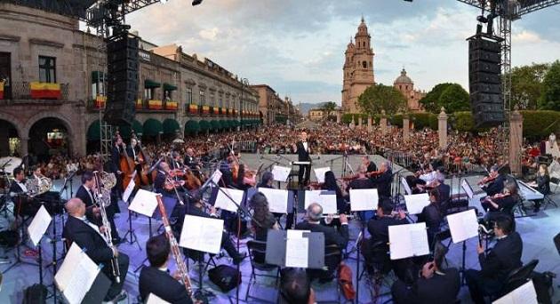 Se realizarán la Feria Nacional de Libro y los festivales Visiones Sonoras, de la Raza P´hurépecha e Internacional de Cine de Morelia
