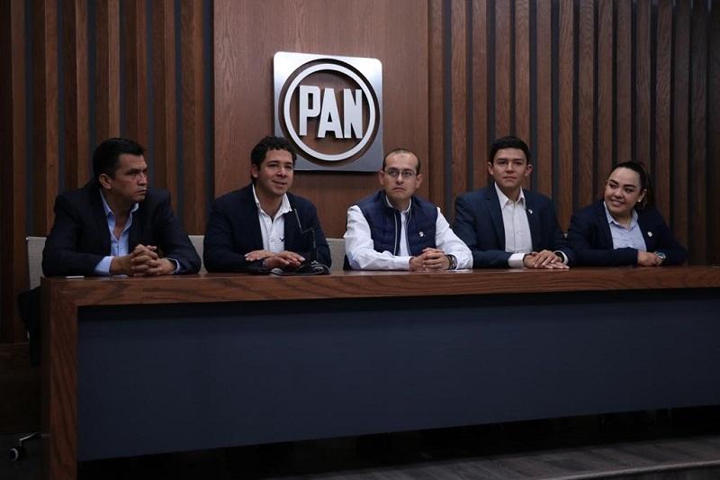 El secretario de Acción Juvenil nacional, Alan Ávila Magos, refirió que el gran reto al que se enfrenta es el regresar al PAN a la Presidencia de la República