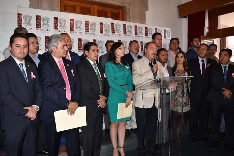Silva Tejeda señaló que antes de recortarle el presupuesto a los municipios, el Gobierno del Estado debe revisar y actualizar sus propios gastos