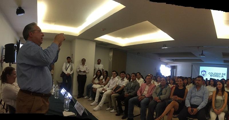 Alejandro Amante dijo que en este resultado ha sido fundamental el compromiso de las instituciones de prestigio públicas y privadas más reconocidas de la ciudad, ya que han confiado en el proyecto académico