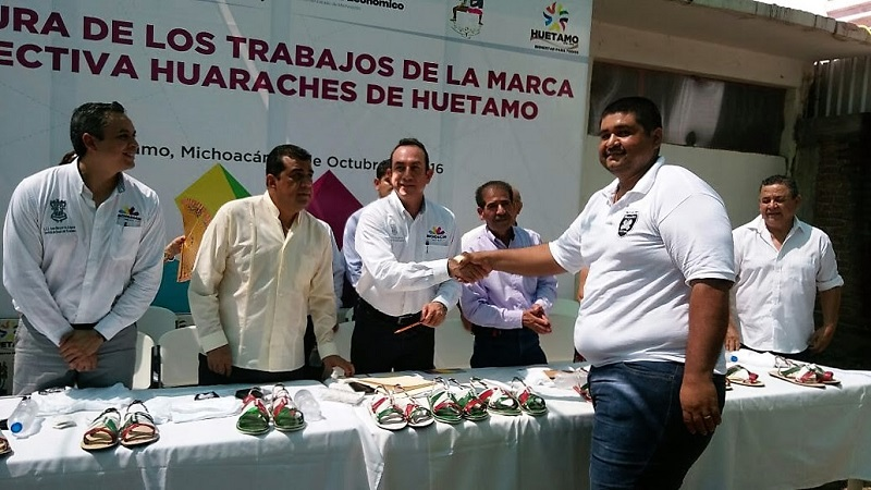 Soto Sánchez advirtió que es prioridad para el Gobierno del Estado, encabezado por Silvano Aureoles Conejo, el apoyar de manera irrestricta a todos los mipymes de la entidad