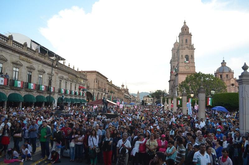 De acuerdo a datos proporcionados por el Observatorio Turístico de Ciudades Patrimonio, en donde se analizaron 312 puntos de Morelia durante el periodo de verano de este 2016, el municipio destacó en su calificación